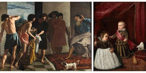 Velázquez, génie du Siècle d'or, au Grand Palais | Arts et FLE | Scoop.it