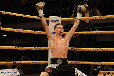 Boxing: Class act Chris Jenkins set to step in class over 10 rounds on ... - WalesOnline | Personal Training | Scoop.it