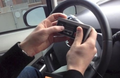 Hackers can take control of your car with an NES controller   Infosec Tech   Scoop.it