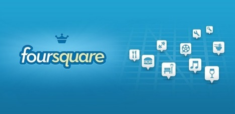 Foursquare - Applications Android sur GooglePlay | Applicazioni Android e non, Infographics, Byod | Scoop.it