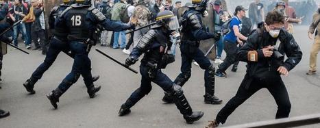 France : RSF dénonce les violences policières commises contre des journalistes en marge des manifestations | Reporters sans frontières | Journalisme en développement | Scoop.it