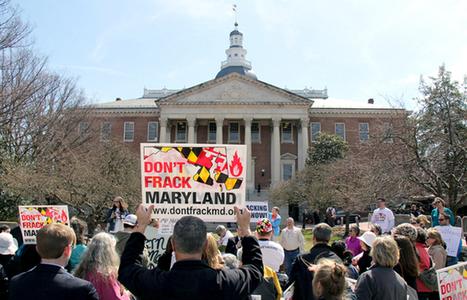 Never Say Never: Maryland Fracking Moratorium Becomes Law   FrackInformant   Scoop.it
