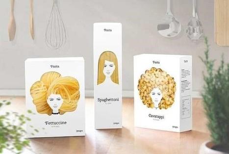 Packaging et créativité : l'emballage des pâtes réinventé - Imprimeurs de Demain | Trucs et bitonios hors sujet...ou presque | Scoop.it