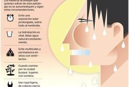 La insolación puede producir daño cerebral y hasta coma - El Comercio (Ecuador) | ciencias basicas | Scoop.it