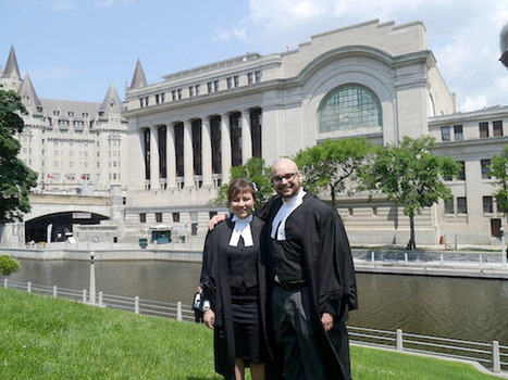 Two new Inuit lawyers called to the bar | Inuit Nunangat Stories | Scoop.it