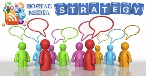 6 Core Social Media Strategies for Small Business | Brand Storytelling | Scoop.it