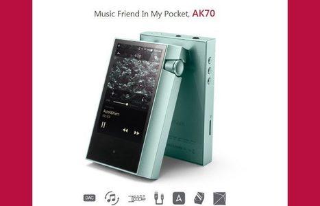 Nouveau Baladeur AStell & Kern AK70 – Blog Cobra | Toute l'actualité en Image et Son : Hi-Fi, High-Tech, Home-Cinéma, TV, Vidéoprojection... | Scoop.it