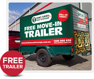 Free Move-In Trailer - Fort Knox Self Storage | Home Improvement | Scoop.it