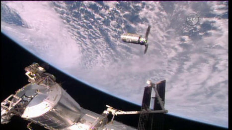 Mission Orb-5 accomplished: the Orbital ATK Cygnus spacecraft has reached the International Space Station | Science and technology | Scoop.it