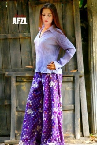 Asian Fashion By Palazzo Pants |Beautiful Collection For Women2014 - ..:: Fashion Wd Passion ::.. | Fashion | Scoop.it