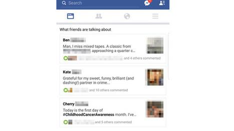 Facebook testa l'anteprima delle conversazioni nel News Feed | Social Media War | Scoop.it