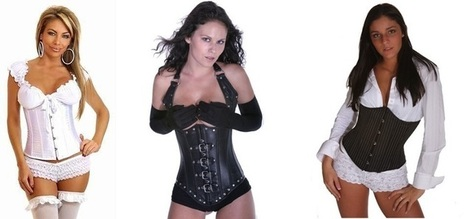 Underbust Corset Selection | CorsetCenter.com | Corsets | Scoop.it