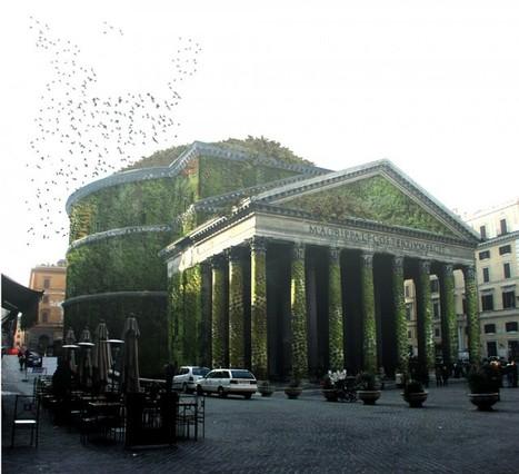 Sátira verde: la demagogia del 'green-washing' en arquitectura | Aural Complex Landscape | Scoop.it