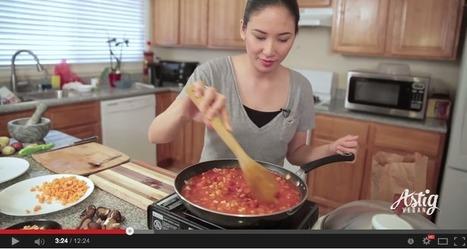 Video Recipe: Vegan Filipino Menudo | My Vegan recipes | Scoop.it