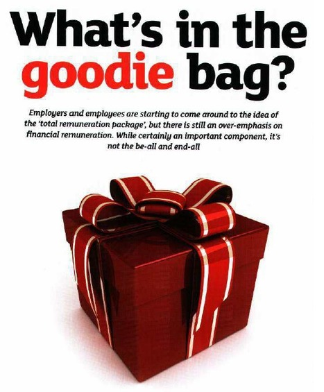 What's In The Goodie Bag? - Human Capital Special Report | Engagement Capabilities Media Coverage | Scoop.it