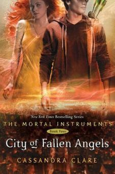 City of Fallen Angels by Cassandra Clare (The Mortal Instruments #4) | Mystery Novels | Scoop.it