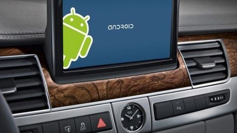 Google reveals auto alliance for Android-powered cars   Industry Leaders Magazine   leaders news   Scoop.it