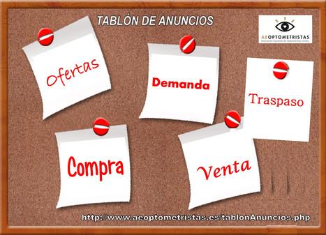 Asociación Española de Optometristas Unidos   Empleo Optometristas   Scoop.it