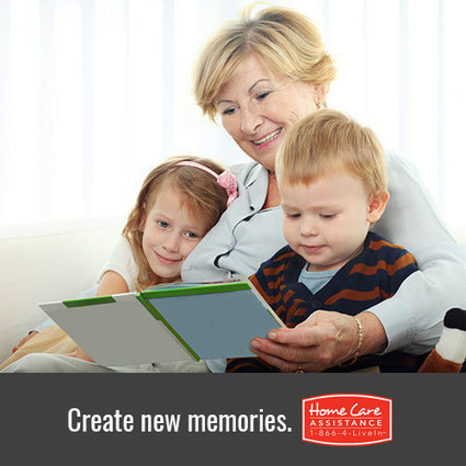 Fun Mother's Day Activities with a Senior Loved One | Home Care Assistance of Grand Rapids | Scoop.it