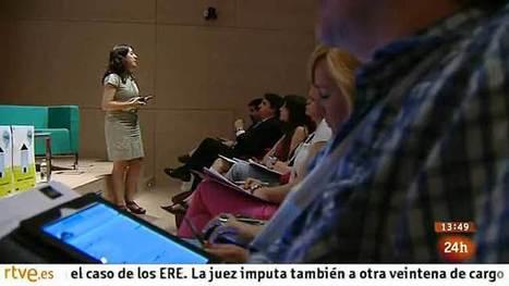 Enseñando a educar en nuevas tecnologías, Noticias 24 horas - RTVE.es A la Carta   Sociedad_Educación   Scoop.it