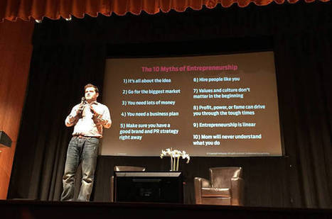 Business plans, good ideas, and 8 other myths about startups – by Indiegogo's CEO   Startup - Growth Hacking   Scoop.it