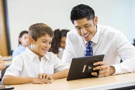 Is this the classroom of the future? - CNBC.com   Educational Technology   Scoop.it