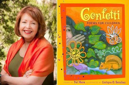 Latina Author & Poet Pat Mora Talks About Poetry for Children | Multicultural Children's Literature | Scoop.it