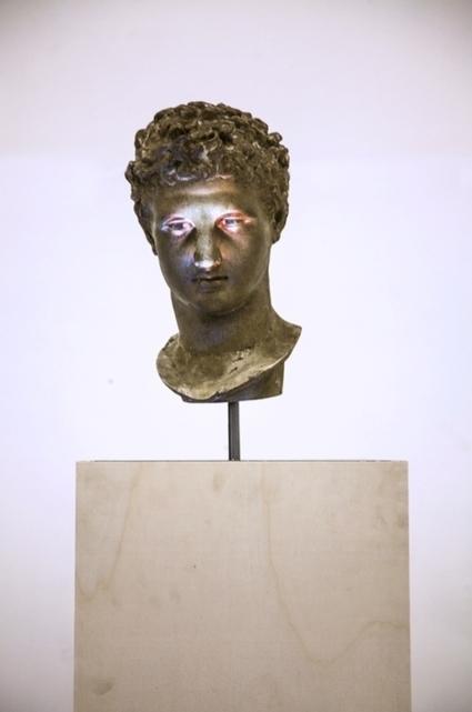 Ces statues prennent vie grâce à des mappings 3D | Cabinet de curiosités numériques | Scoop.it