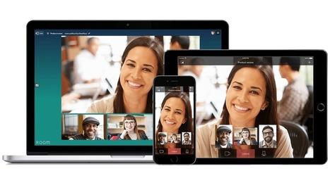 Room. Système de vidéoconférence simple et gratuit - Les Outils Collaboratifs | Les outils du Web 2.0 | Scoop.it