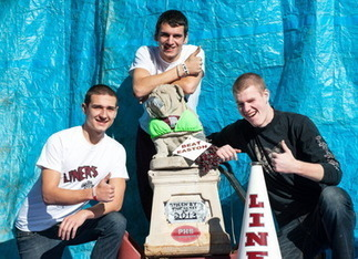 Phillipsburg High School students snatch Red Rover statue ahead of rivalry football game   What's Happening in the Lehigh Valley   Scoop.it