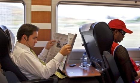 'Coche en silencio' en alta velocidad | TrenIT | Scoop.it