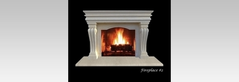 How to make your stone Fireplace look Gorgeous   Cantera Stone   Scoop.it