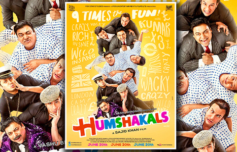 Humshakal (2014) Movie Release Date, Cast and Crew, Story, Videos | Bollywood Movies, Videos, Photos, Events | Scoop.it