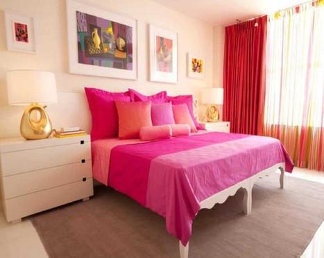 Bedroom Decorating Ideas For Women | Home Design | Scoop.it