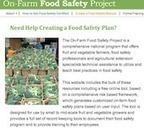 USDA, FamilyFarmed Introduce Free Online Tool to Help Farmers Ensure Safety of Fruits & Veggies | Vertical Farm - Food Factory | Scoop.it