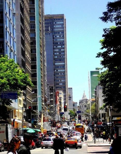 Chroniques / Curitiba, la chute d'un modèle : Urbanités | Histoire Géographie Sciences sociales | Scoop.it