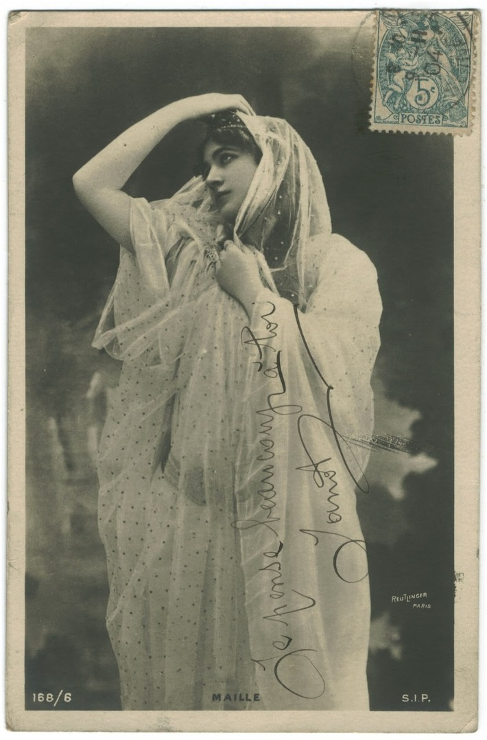 Antique Photos & Postcards of Women | Antiques & Vintage Collectibles | Scoop.it