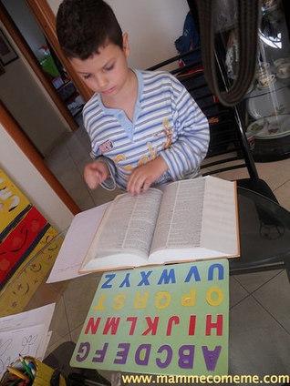 Mamme come me: Imparare ad usare il dizionario   Confronto sulla scuola   Scoop.it