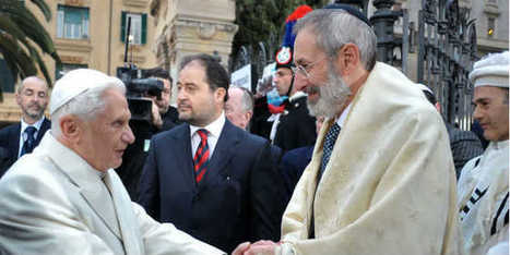 Jewish Community of Azerbaijan Welcomes Pope Francis With Open Arms - Breaking Israel News   Israel Latest News, Israel Prophecy News   Pope   Scoop.it