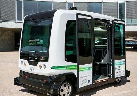 L'autobus senza conducente, ha debuttato su una strada olandese | 31mag | La Gazzetta Di Lella - News From Italy - Italiaans Nieuws | Scoop.it