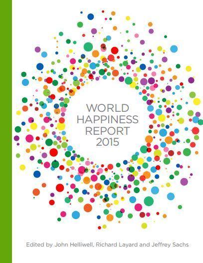World Happiness Report 2015 : plus qu'un classement, les outils pour placer le bonheur au service du développement durable   HR & NWOW   Scoop.it