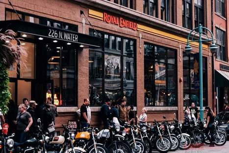 Royal Enfield opens new dealership in Milwaukee, sets up US operations | Harley Rider News | Scoop.it