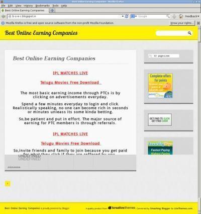 Best Online Earning Companies by Joseph Seelam | Best Online Earning Companies | Scoop.it