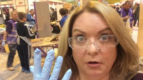 'It's akin to a zoo': Sarah Simons visits the Skills Show | The Skills Show in the News | Scoop.it