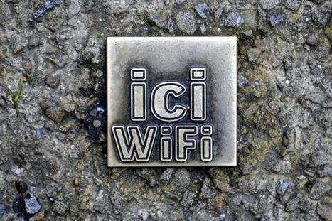 France Bleu | Du wifi gratuit en milieu rural dans le Puy-de-Dôme | Les Postes et la technologie | Scoop.it