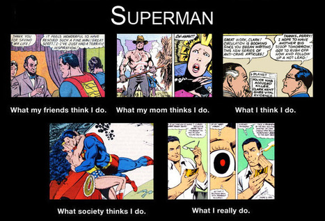 Superman | What I really do | Scoop.it