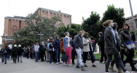 Nuit des musées : un incroyable succès | Musée Saint-Raymond, musée des Antiques de Toulouse | Scoop.it
