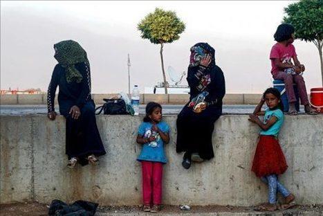 Casi 60 millones de personas han tenido que abandonar sus hogares por conflictos | Ni banderas, ni fronteras | Scoop.it