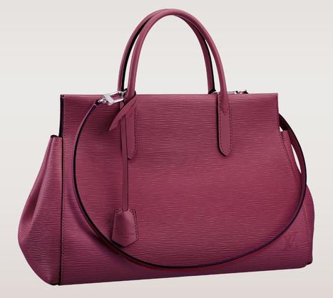 Giới Thiệu Túi Louis Vuitton Mới Ra Mắt Túi Xách LV Marly Bag | TUICOACHVN | Scoop.it