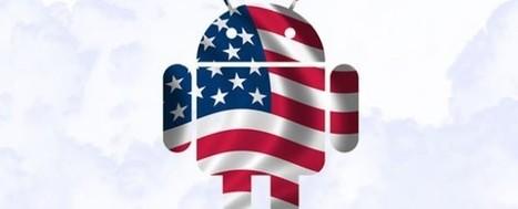 Smartphones aux USA, les chiffres de comScore de Février - FrAndroid   Android's World   Scoop.it
